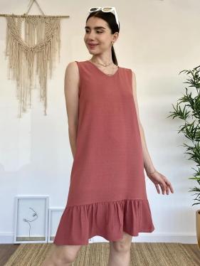 Gül Kurusu Basic Elbise